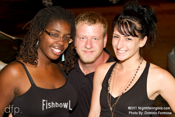 Pre-Hurricane Party At Fishbowl! - Photo #65199
