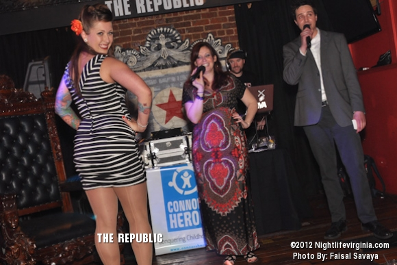 Bachelors and Bachelorettes Get Auctioned Off at Republic! - Photo #72143