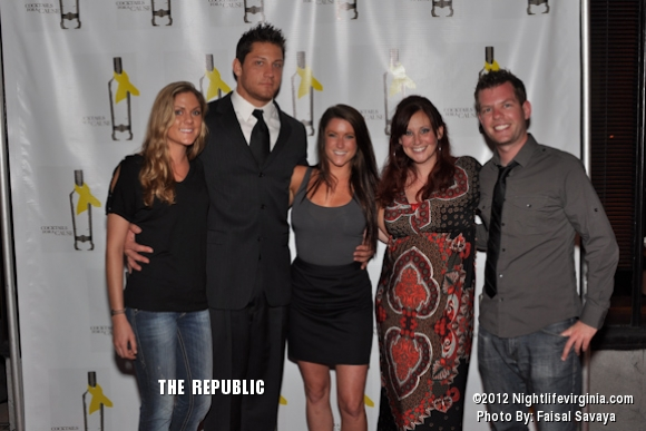 Bachelors and Bachelorettes Get Auctioned Off at Republic! - Photo #72160