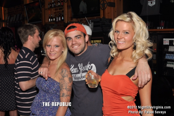 Bachelors and Bachelorettes Get Auctioned Off at Republic! - Photo #72165