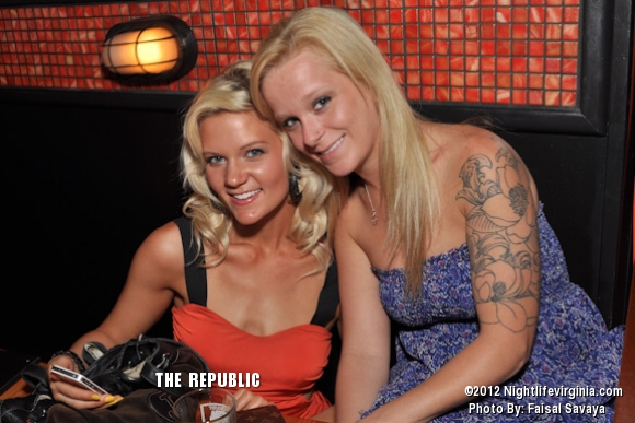 Bachelors and Bachelorettes Get Auctioned Off at Republic! - Photo #72171