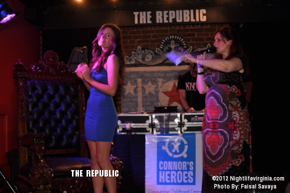 Bachelors and Bachelorettes Get Auctioned Off at Republic! - Photo #72174